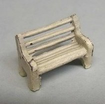 Image of Bench - Miniature