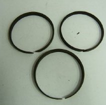 Image of Ring, Piston - Piston Ring