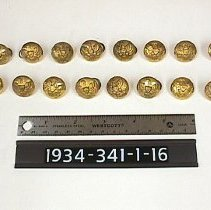 Image of Button, Military -