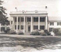 Image of Longwood:Front entrance - n.d
