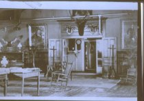 Image of Chevy Chase Club - Description: Old ballroom - 1911.