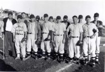 Image of Colesville Cardinals Baseball Team - Source: Donated by Kathleen Anderson. Description: Team photo 1948.
