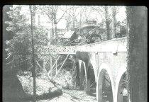 Image of National Park Seminary - Castle Bridge - Description: Castle Bridge.