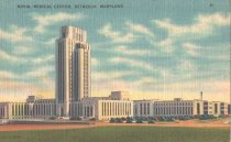 Image of NAVAL MEDICAL CENTER - color PC