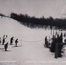 Image of Boyne City, Mi (avalanche Ski Run Area) (1950s)