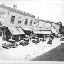 Image of Morley Avenue Nogales, Arizona 1930's - Pottinger