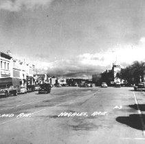 Image of Grand Avenue Nogales, Arizona - Pottinger