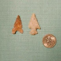 Image of Projectile points - Wingfield Collection