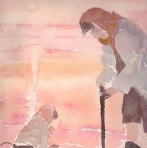 Image of Painting; Watercolor - Art Olga Leone