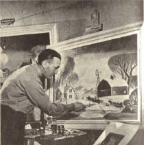 Image of Dale Nichols Art School (1945 - 1972) - Kinsley Arcadia Photo Collection