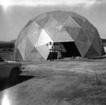 Image of Tougas Geodesic Dome - Kinsley Arcadia Photo Collection