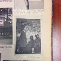 Image of Marion Valentine Father Kino and the Council Green Valley News Feb. 10, 1966 pg. 7 2016.234.014 - ART Marion Valentine