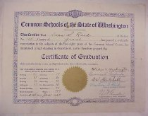 Image of 2004.025.0071 - Diploma