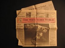 Image of 2005.012.0025 - Clipping, Newspaper