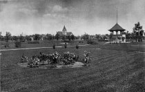 Image of One of Pueblo's Breathing Spots. Bessemer Park. Camp and Plant Vol. 4 No. 1