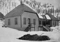 Image of The Coalbasin Club. Camp and Plant