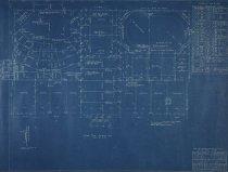 Image of Steel YMCA - Second Floor Framing Plan