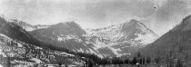 Image of Augusta Mountain near Crested Butte. Camp and Plant Vol. 1 No. 20