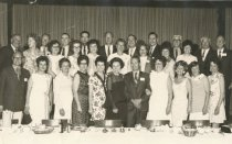 Image of 1993.006.012 - reunion of 1940 class of Anacortes High School