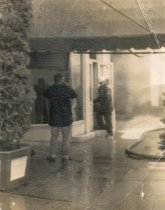 Image of Fire at Jackson Funeral Home - 1951