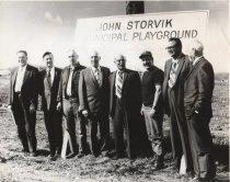 Image of 1997.082 - Ground Breaking ceremony