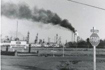 Image of Texaco refinery