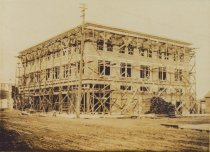 Image of 1997.137 - Keystone Building under construction