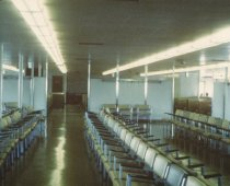 Image of 1997.228 - Interior of a superferry