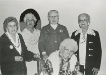 Image of 1997.242 - Five past presidents