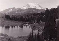 Image of 1997.310 - Mt. Rainier from Sunrise Pass