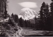 Image of 1997.311 - Mt Rainier from Lake Mowitche Road