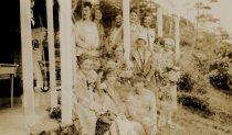 Image of Delphians at Glen Eckren