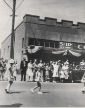 Image of Marineer's Pageant or 4th of July parade