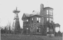 Image of Home of Dr. T. B. Childs 1891