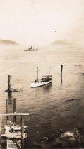 Image of TALAPUS, Harry Dodge's boat