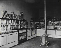 Image of John Biskey's Store in Anacortes Hotel - 1919