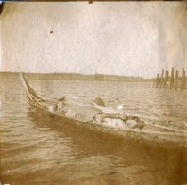 Image of DUGOUT CANOE