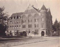 Image of Anacortes Hotel   1930's