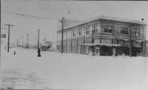 Image of Snow, 7th Street and Commercial, 1910