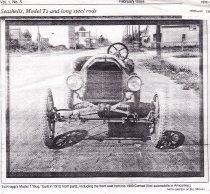 "Image of 1934 Model T ""bug"""