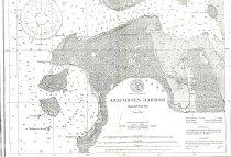 Image of Nautical Map - Anacortes Harbor -
