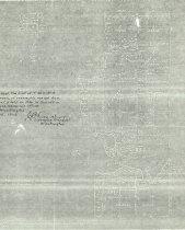 Image of Plat Map - 1872