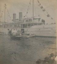 Image of D.XX.003.116 - Steamer CHIPPEWA passenger boat