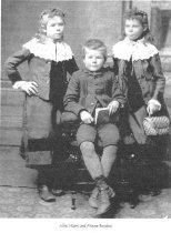 Image of Allie, Harry, Minnie Burdon