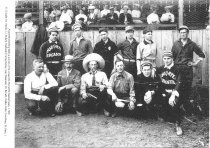 Image of Anac Mercantile Baseball/Shooting team