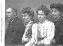 Image of Rickaby siblings