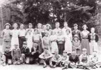 Image of Dewey School students
