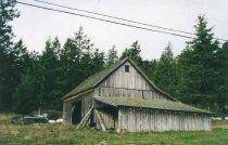 Image of Sharpe's Barn - 2002