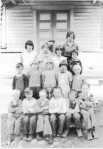 Image of Campbell Lake School children