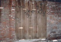 Image of APEX cannery door